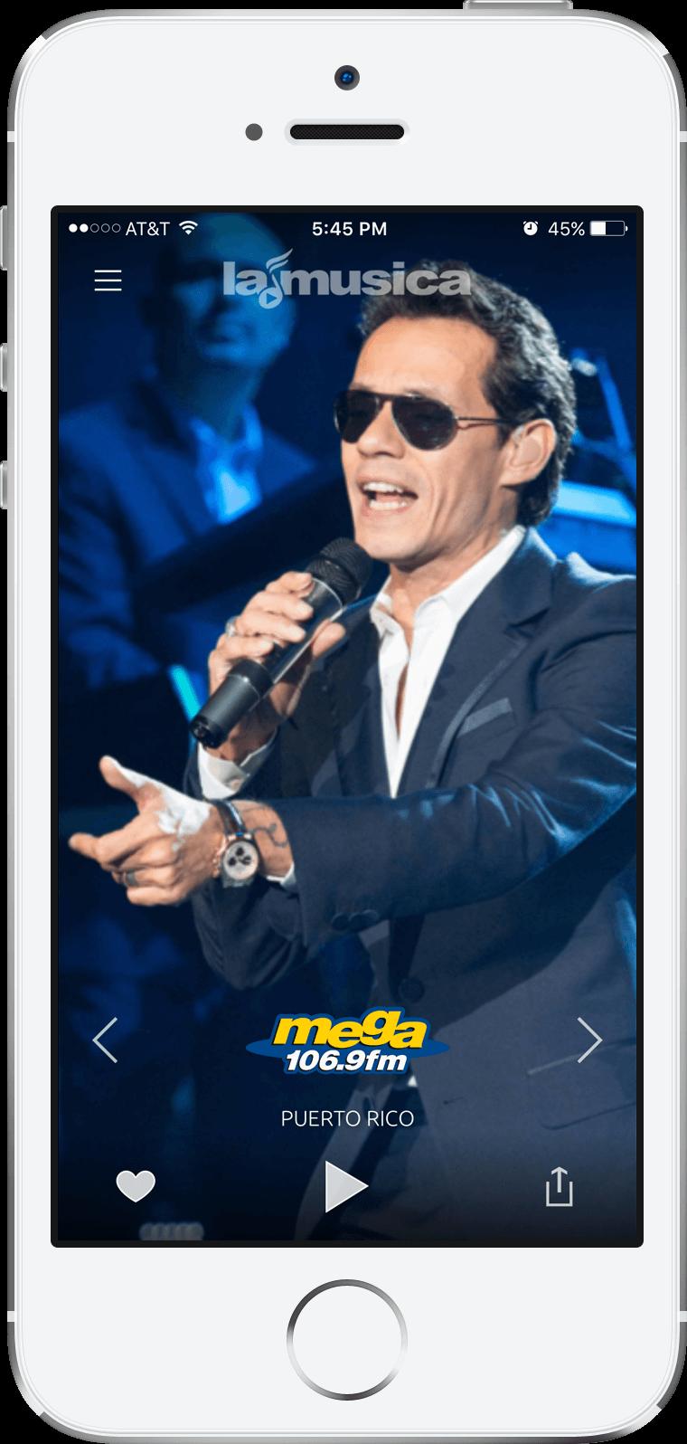 app download de musica para android